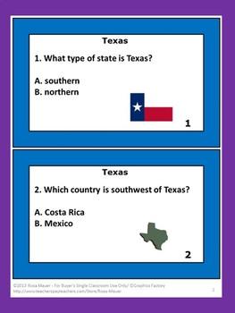 Texas Hello USA