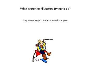 Texas Filibusters - Phillip Nolan