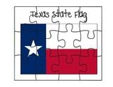 Texas Flag Puzzle