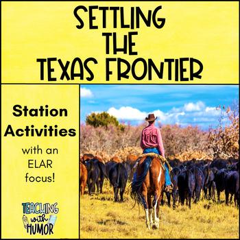Texas Frontier ***BUNDLE***