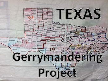 Texas Gerrymandering Project