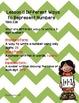 Texas Go Math! Module 1 Lessons 1.1-1.3