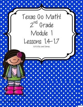 Texas Go Math! Module 1 Lessons 1.4-1.7