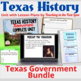 Texas Government Bundle