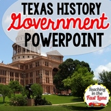 Texas Government PowerPoint