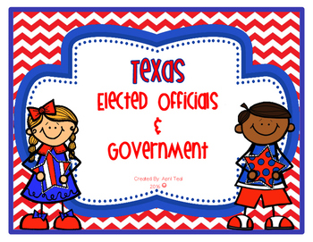 Texas Government and Elected Officials