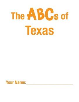 Texas Handwriting Printables - Cursive Edition