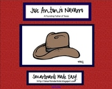Texas Heroes - Jose Antonio Navarro - For Smartboard