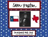 Texas Heroes - Sam Houston - for Smartboard