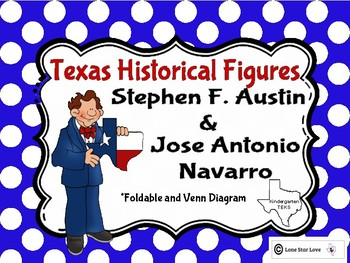 Texas Historical Figures: Navarro and S.F. Austin
