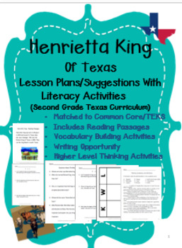 Henrietta King of Texas