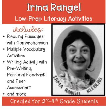 Irma Rangel: Representative to the Texas House fpr Grades 3-5