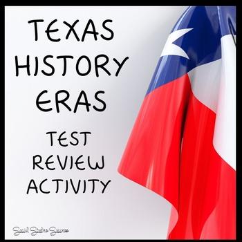 Texas History Eras Review Game