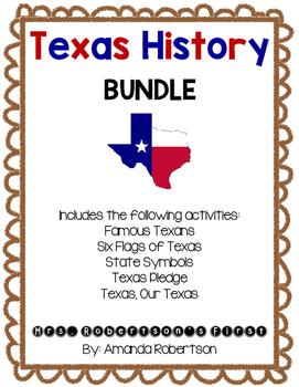 Texas History Bundle