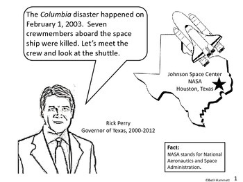 Texas History: Columbia Space Shuttle Disaster