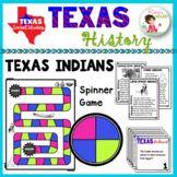 Texas History Game - Texas Indians