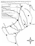 Texas History Geography - Coastal Plains Activity