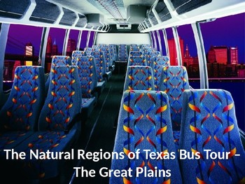 Texas History Geography - Great Plains Power Point