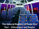 Texas History Geography - Mountains and Basins Power Point