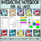 Texas History INTERACTIVE NOTEBOOK **BUNDLE**
