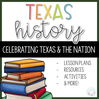Texas History Interactive Notebook