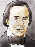 Texas History - Mirabeau B. Lamar Clipart