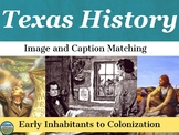 Texas History Primary Source Image Activity Part 1