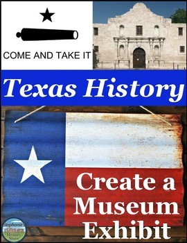 Texas History Review Project