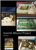 Texas History Spanish Mission Project