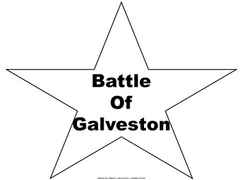Texas History - Swat the Star Review Game - Civil War and Reconstruction
