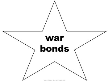 Texas History - Swat the Star Review Game - World Conflict - WWI and WWII