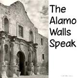 Texas Revolution The Alamo Writing Assignment