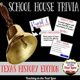 Texas History Trivia Review Game
