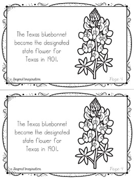 Texas State Study Booklet