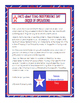 Texas Independence Day-Order of Operations