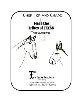 Texas Indians ELA Unit Jumano