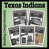 Texas Indians Reading Comprehension