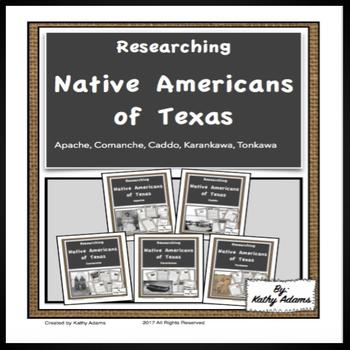 Texas Indians Research