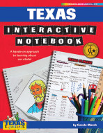 Texas Interactive Notebook: A Hands-On Approach to Learning About Our State!