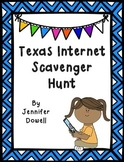 Texas Internet Scavenger Hunt