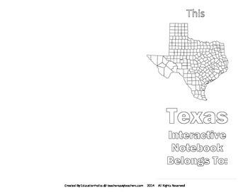Texas Interactive Notebook