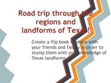Texas Landforms Take-Home Kit presentation
