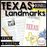 Texas Landmarks BUNDLE