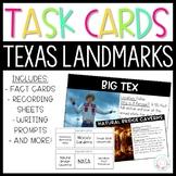 Texas Landmarks Activity