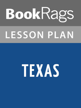 Texas Lesson Plans