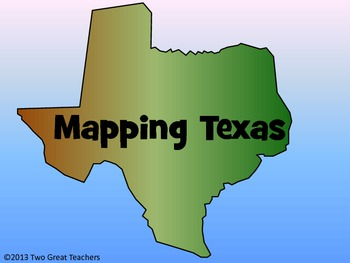 Texas Mapping