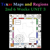 Texas Maps and Regions