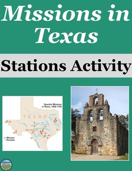 Texas Missions Activity
