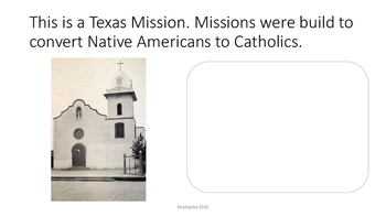 Texas Missions ELL book