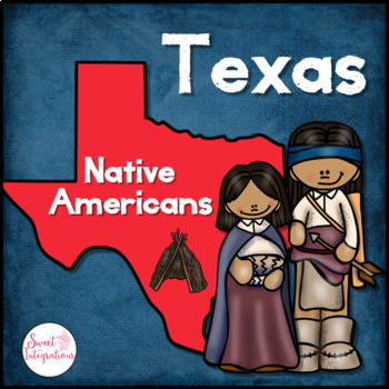 NATIVE AMERICANS OF TEXAS Informational Text Passages, Editable PowerPoint Game
